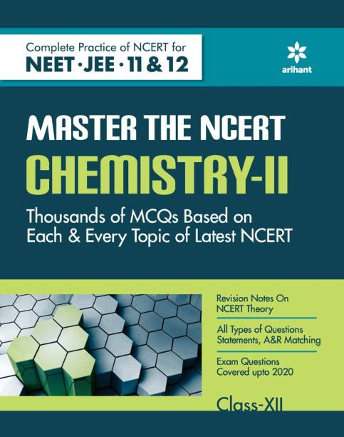 Master the Ncert for Neet Chemistry -2021