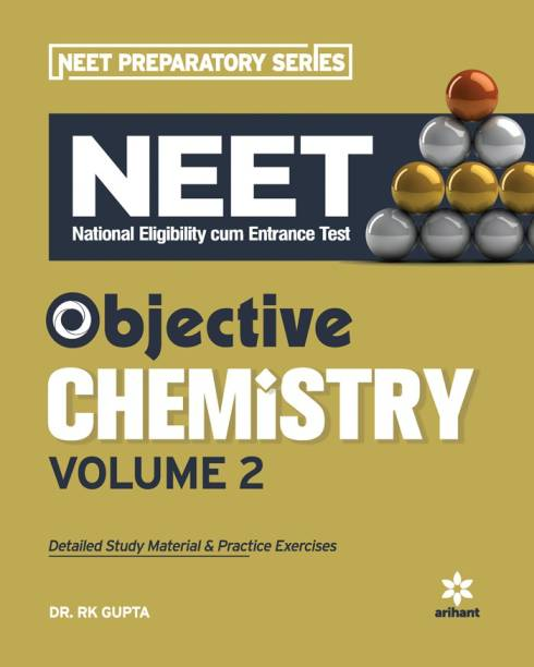 Objective Chemistry for Neet -2021