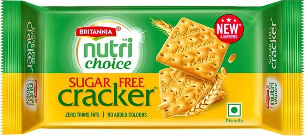 BRITANNIA NutriChoice Sugar free Cream Cracker Salted Biscuit