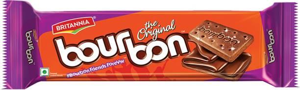 BRITANNIA Bourbon Sandwich Biscuits
