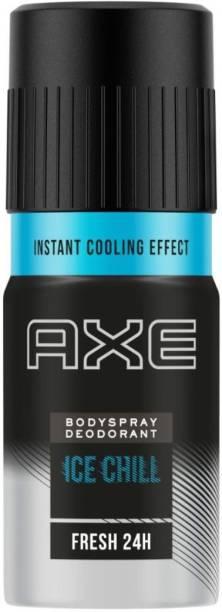AXE Ice Chill Long Lasting Body Spray Deodorant For Men Body Spray  -  For Men