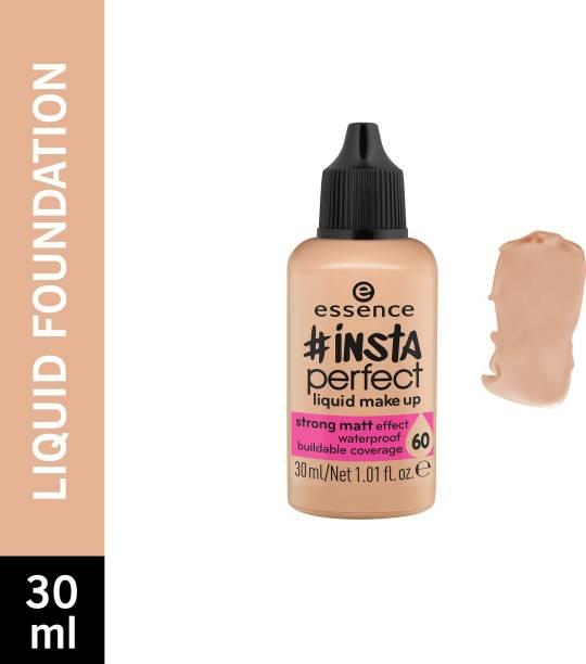 ESSENCE Insta Perfect Liquid Make Up 60 Foundation