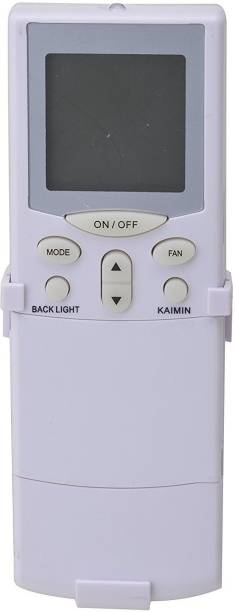 YKA Remote No. 68 with Backlight & Timer, Compatible with Hitachi AC Remote Control Remote Controller