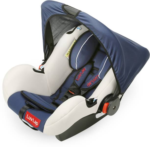 LuvLap Baby Carseat cum Carry Cot Baby Car Seat