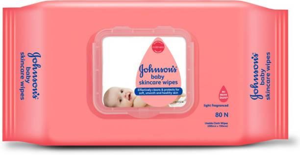 JOHNSON'S Baby Skincare Wipes