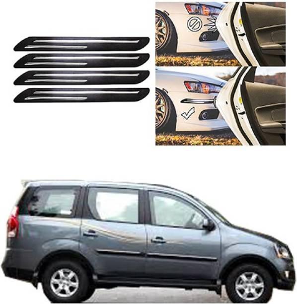 Feelitson Plastic, Silver Plated Car Bumper Guard