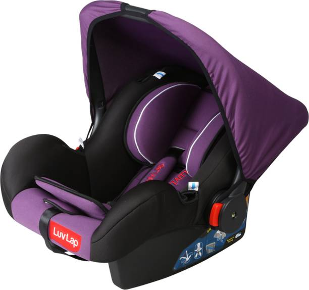 LuvLap Baby Car Seat with Cary Cot Baby Car Seat