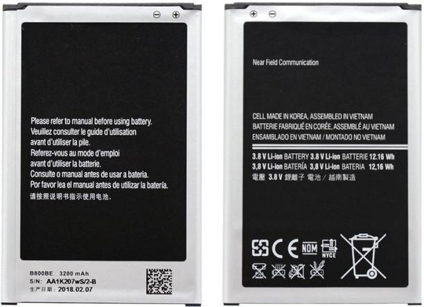 Amnicor Mobile Battery For  Samsung Samsung Galaxy Note 3 N9000 N9006 N9005 B800BC