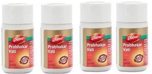Dabur Prabhakar Vati PACK OF 4