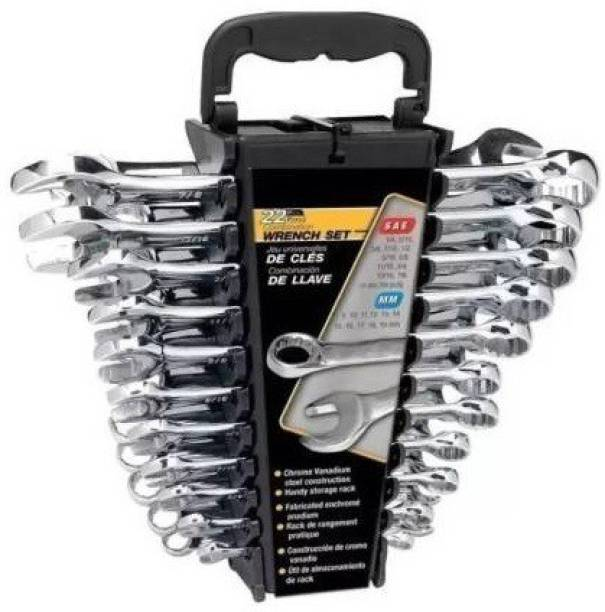 Ubod Wrench Set/Spanner Set Tools kit wrench set Double Sided Combination Wrench set Double Sided Combination Wrench