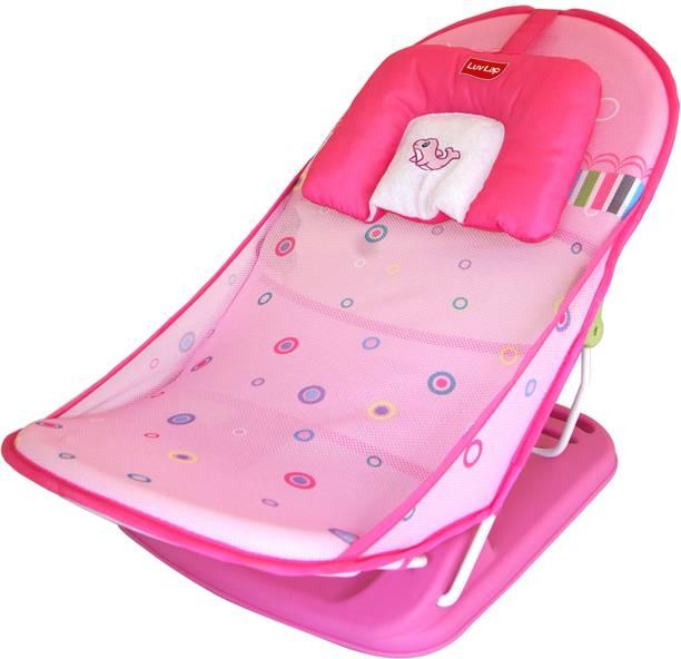 LuvLap Ocean Bather Baby Bath Seat