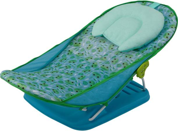 LuvLap Water Buddy Baby Bather for newborn & infants, Compact & Foldable, 0-9 months