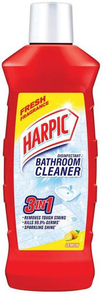 Harpic Bathroom Cleaner Liquid Lemon