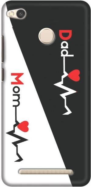Flipkart SmartBuy Back Cover for Mi Redmi 3S Prime