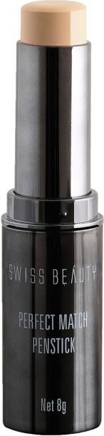 SWISS BEAUTY Perfect Match Penstick Shade-01 (8 gm) Concealer