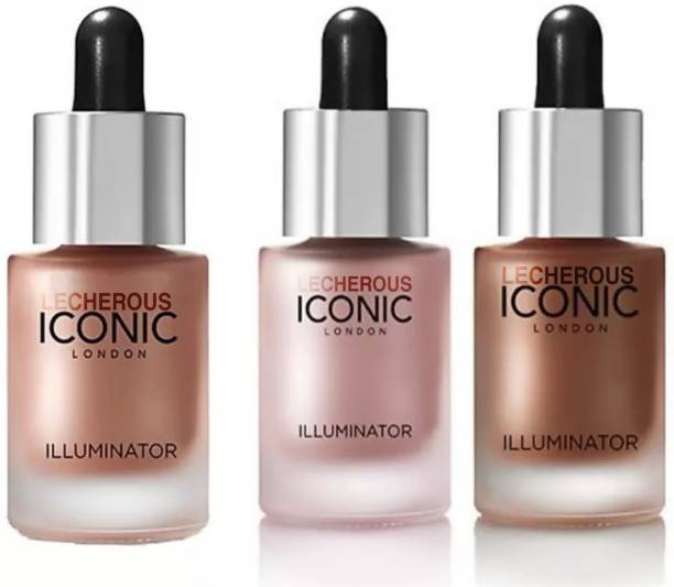 Lecherous Professional ICONIC london Illuminator (shine,glow,origina) Highlighter