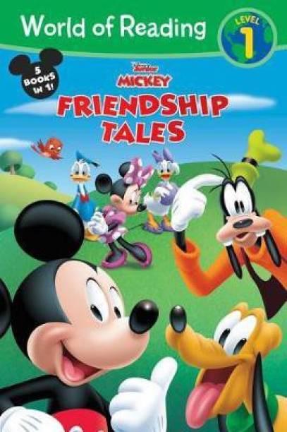 World of Reading Disney Junior Mickey: Friendship Tales