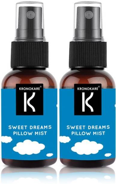 Kronokare - Combo - Pillow Mist - Sweet Dreams - 55 Ml - Pack Of 2