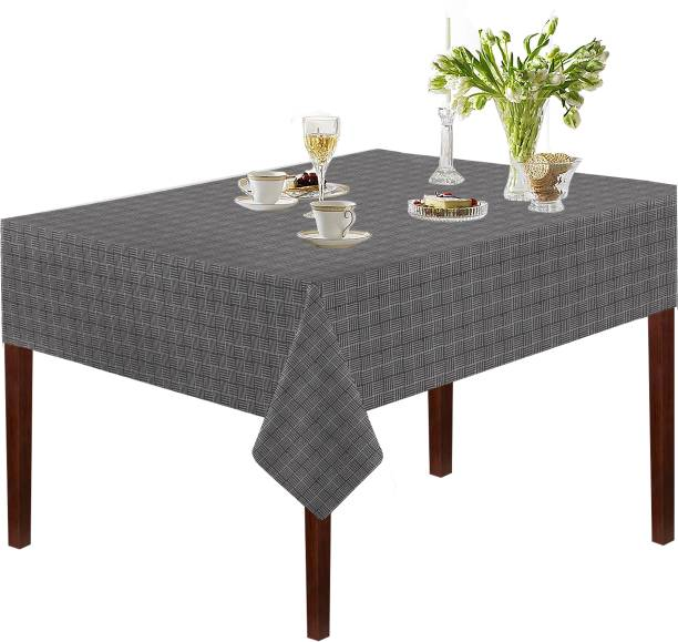 Oasis Checkered 4 Seater Table Cover