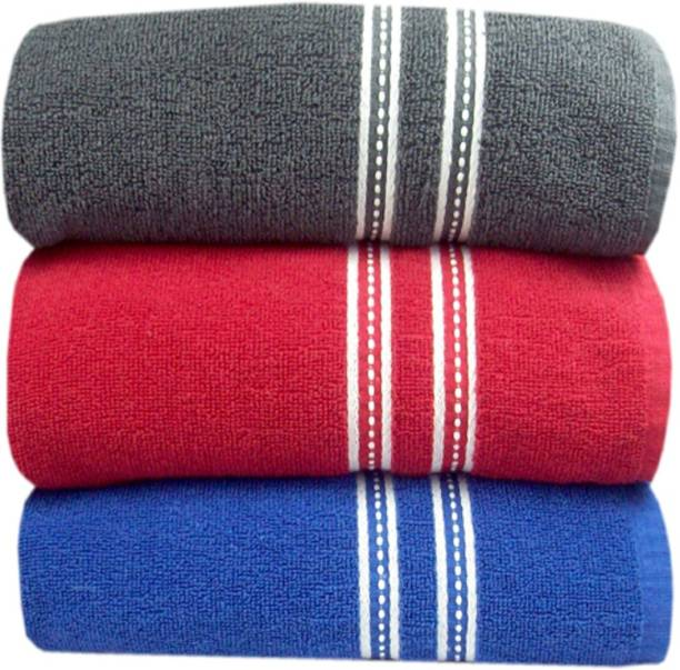 Vanilla Cotton 550 GSM Hair, Sport, Beach, Bath Towel Set
