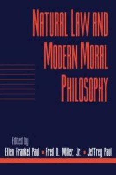 Natural Law and Modern Moral Philosophy: Volume 18, Social Philosophy and Policy, Part 1