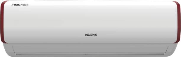 Voltas 1.5 Ton 5 Star Split Inverter Maha Adjustable AC  - White, Black
