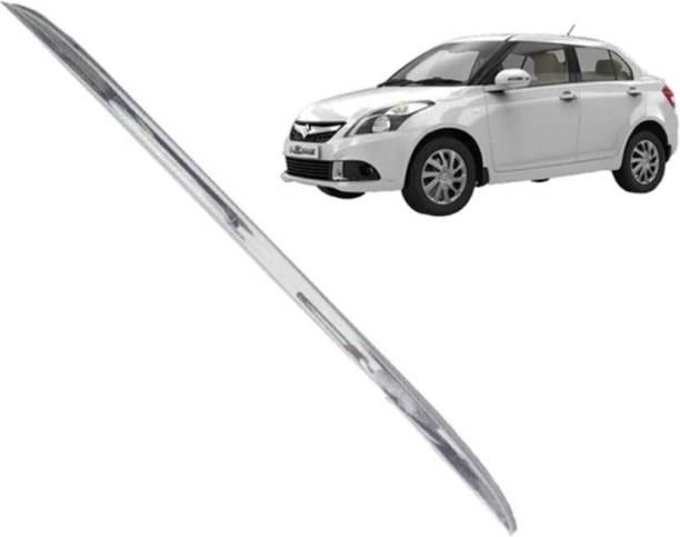 Worldlookenterprises CAR CHROME REAR GARNISH Chrome Maruti Swift Dzire Rear Garnish