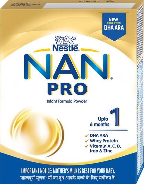 Nestle Nan Pro Infant Formula (Stage 1)