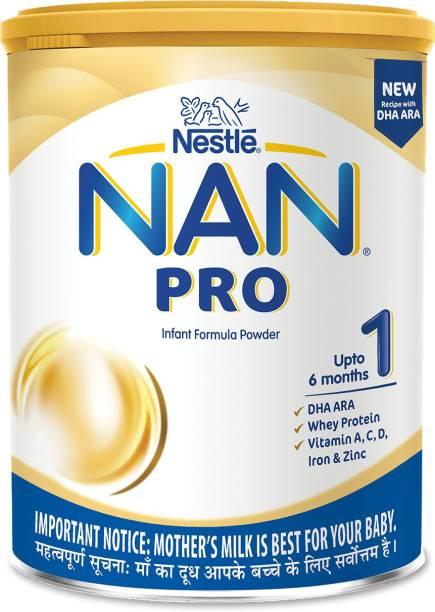 Nestle Nan Pro 1 Infant Formula Powder