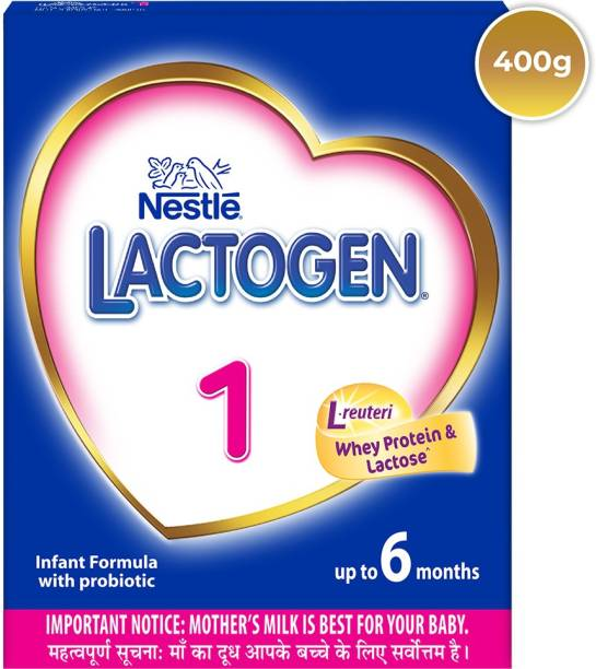 Nestle Lactogen Infant Formula (Stage 1)