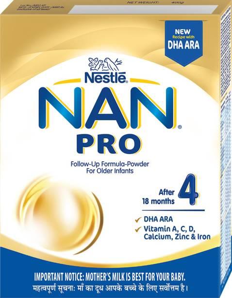 Nestle Nan Pro Follow-up-Formula (Stage 4)