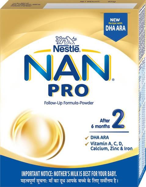 Nestle Nan Pro 2 Follow-up Formula Powder Stage 2