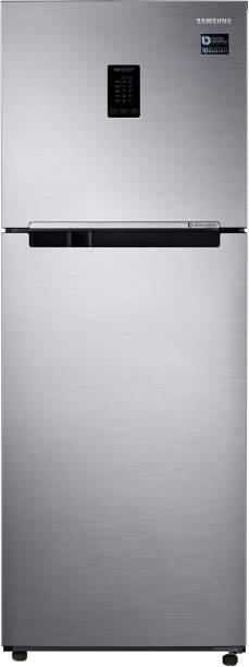 SAMSUNG 324 L Frost Free Double Door 2 Star Convertible Refrigerator