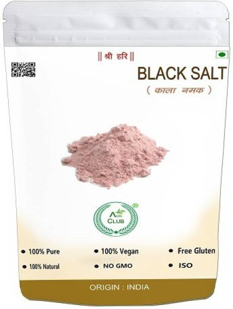 AGRI CLUB Black Salt Black Salt