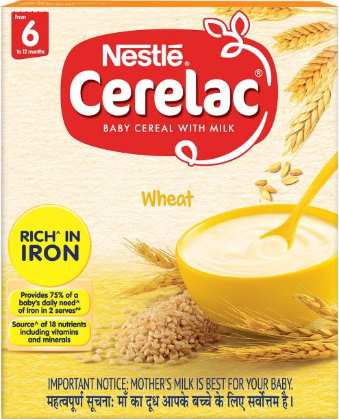 Nestle Cerelac Wheat Cereal