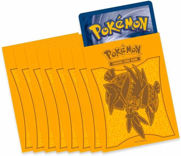 POKEMON 65 Tapu-Koko Sleeves/Deck Protectors