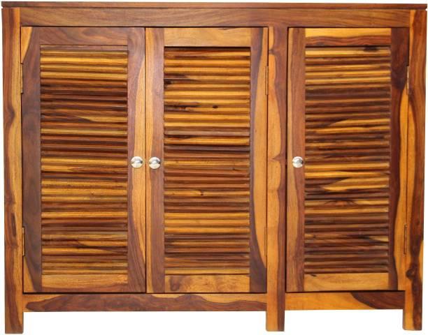 TimberTaste KOSA-SB-NT Solid Wood Kitchen Cabinet