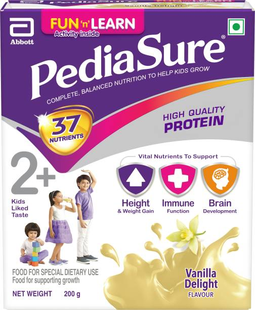 Pediasure Vanilla Delight Nutrition Drink