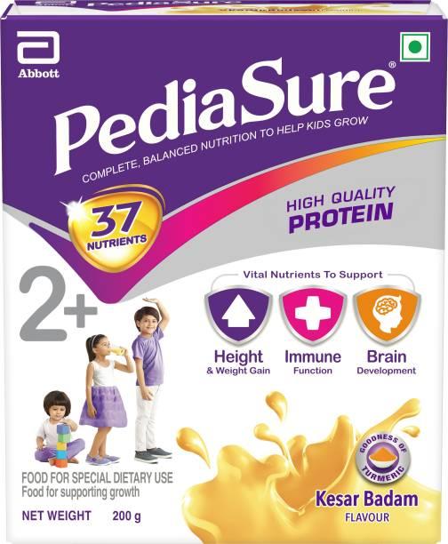 Pediasure Kesar Badam Nutrition Drink