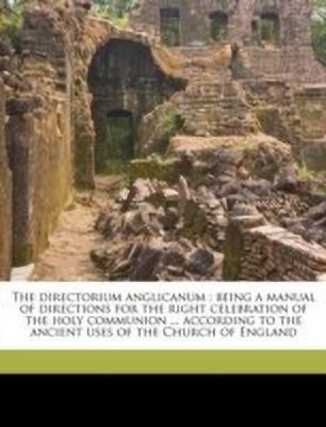 The Directorium Anglicanum