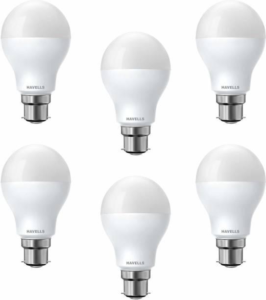 HAVELLS 9 W Round B22 LED Bulb