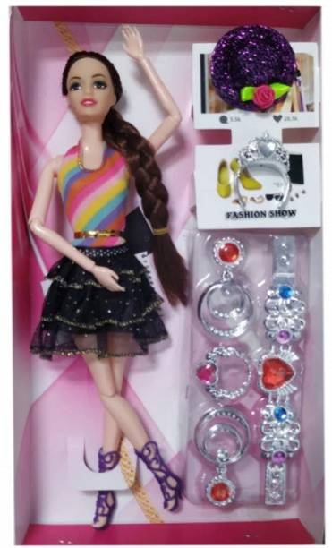mohini collection Foldable Doll Set Toy
