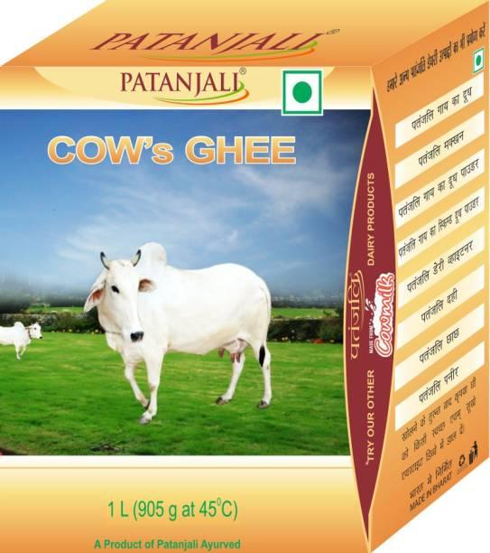 PATANJALI Cow's Ghee 1 L Box