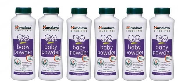 HIMALAYA Baby Powder ( 6 Pc of 50 gm )