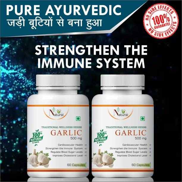 Natural Immiune System & Regulates Blood Sugar Level 100% Ayurvedic
