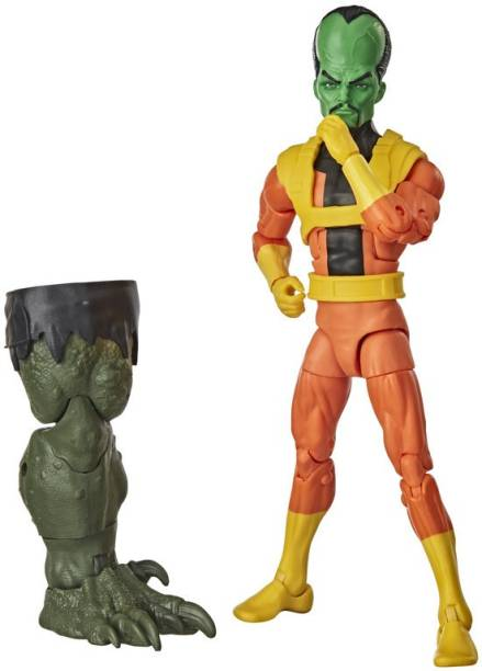 MARVEL Legends Series Gamerverse 6-inch Collectible Marvels Leader Action Figure Toy, Ages 4 And Up