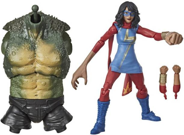 MARVEL Legends Series Gamerverse 6-inch Collectible Ms. Mrvl Action Figure Toy, Ages 4 And Up