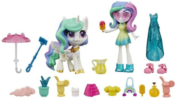 MY LITTLE PONY Equestria Girls Princess Celestia Potion Princess