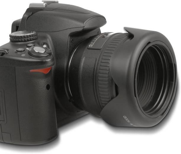 BOOSTY 58MM Reversible Flower Lens Hood for CANON REBEL (T5i T4i T3i T3 T2i T1i XT XTi XSi SL1), CANON EOS (700D 650D 600D 550D 500D 450D 400D 350D 300D 1100D 100D 60D 1150D 1200D 1300D 18-55MM LENS 55-250MM  Lens Hood