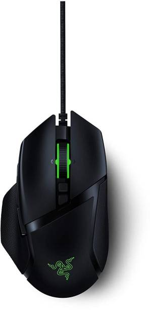 Razer Basilisk V2 - Wired Ergonomic Gaming Mouse Wired Optical  Gaming Mouse